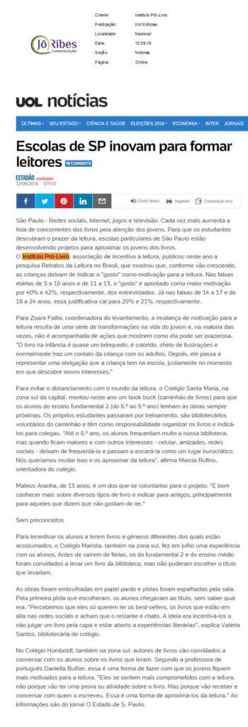 Site Uol Noticias 12- 09 -16