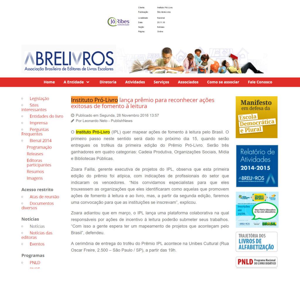 Site AbreLivros 28 -11 -16