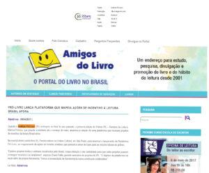 Site Amigos do Livro 06 -04 -17