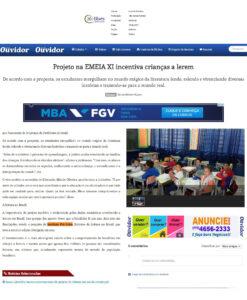 Site Jornal Ouvidor 15 - 08 - 2017