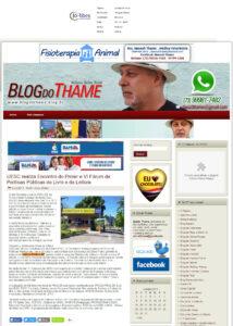 Blog do Thame 05 - 10 - 2017