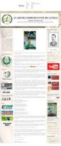Site Academia Friburguense de Letras - 26 - 03 - 2018