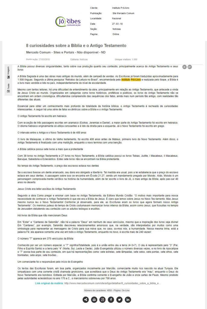 Site Mercado Comum 27 -03 -18