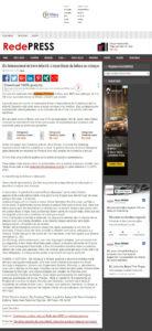 Site RedePRESS - 05 - 04 - 2018