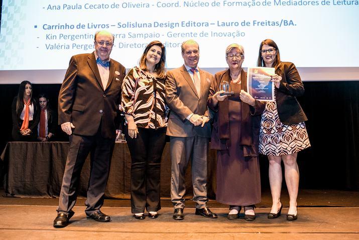 2ª edição do Prêmio Retratos da Leitura